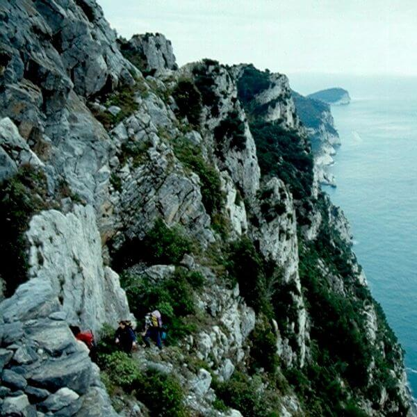 Porto Venere Nature Park hiking trails