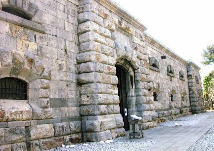 Umberto I Fortress, photo from cittadellaspezia.com