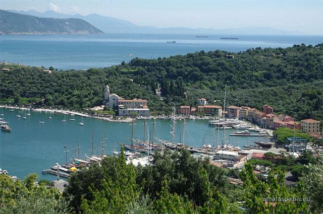 Le Grazie - Portovenere, Liguria