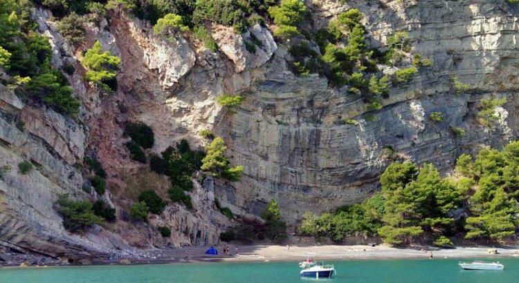 Palmaria Island, photo by Maurizio Pessione