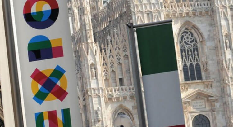 Liguria at Expo Milano
