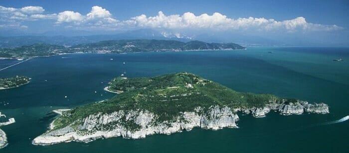 Porto Venere Protected Marine Area, Liguria