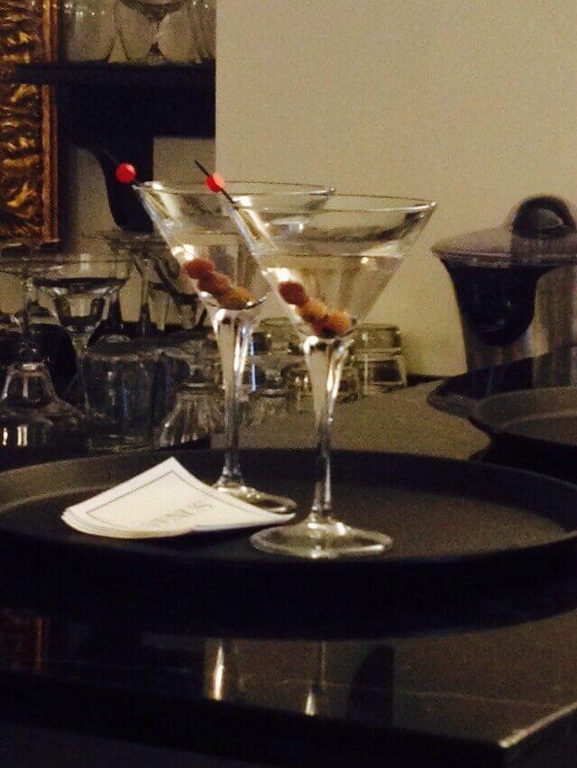 Dirty Martini, Venus Bar, Portovenere - Liguria