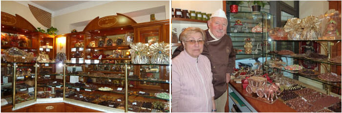 Chocolate Artisan in La Spezia