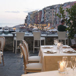 Grand Hotel Portovenere, panoramic terrace