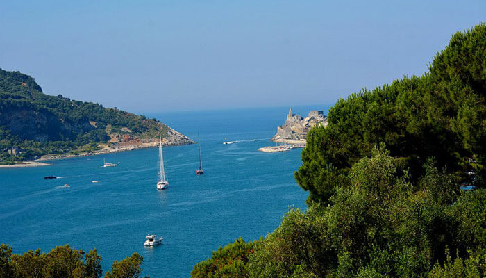 Wedding & Honeymoon in Portovenere, Gulf of Poets, Liguria