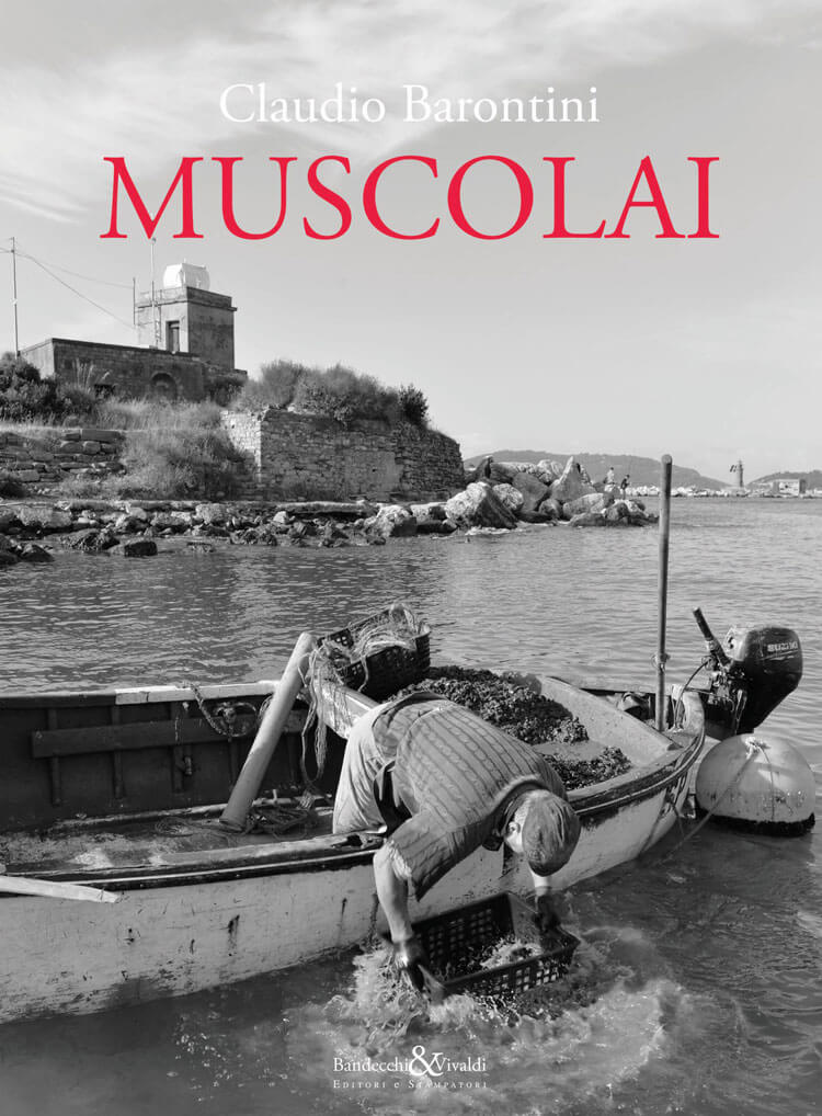 Muscolai, book cover - by Claudio Barontini