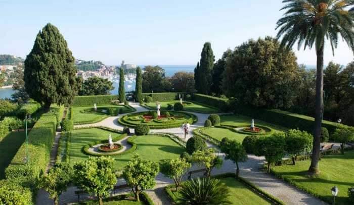 Villa Marigola, San Terenzo, Liguria
