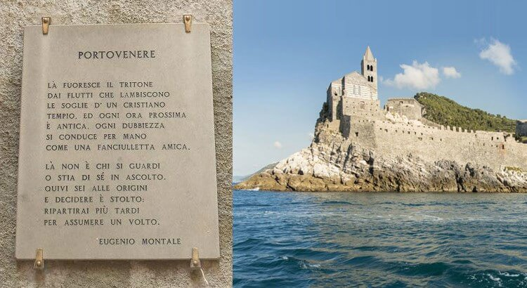Portovenere Poem by Eugenio Montale
