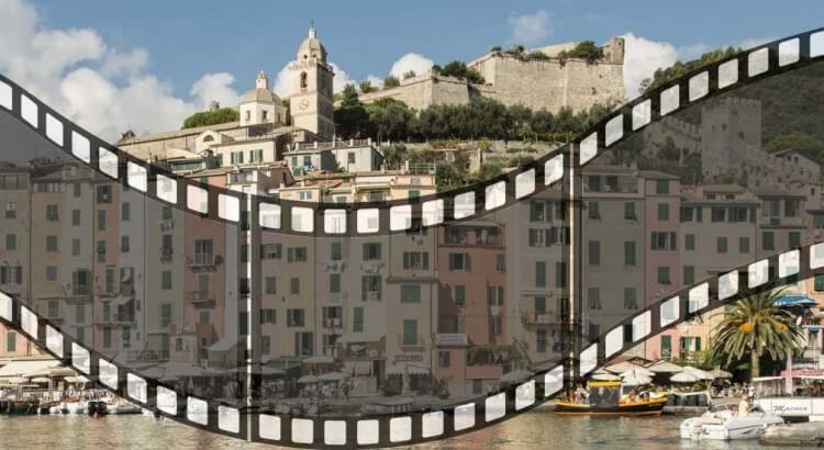 Portovenere on TV: Commercials and Movies