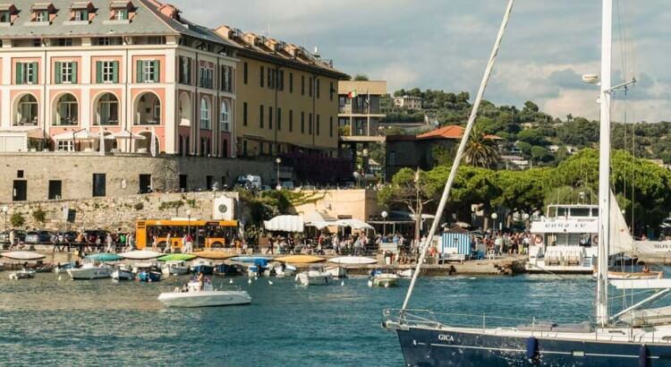 Grand Hotel Portovenere: spring grand reopening