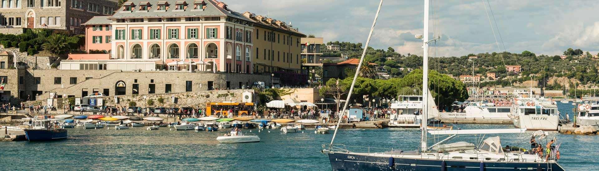 Grand Hotel Portovenere: spring grand reopening
