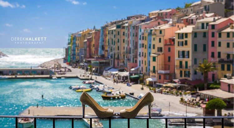 Destination Wedding in Portovenere