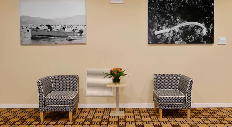 Business Meetings in Liguria: Grand Hotel Portovenere