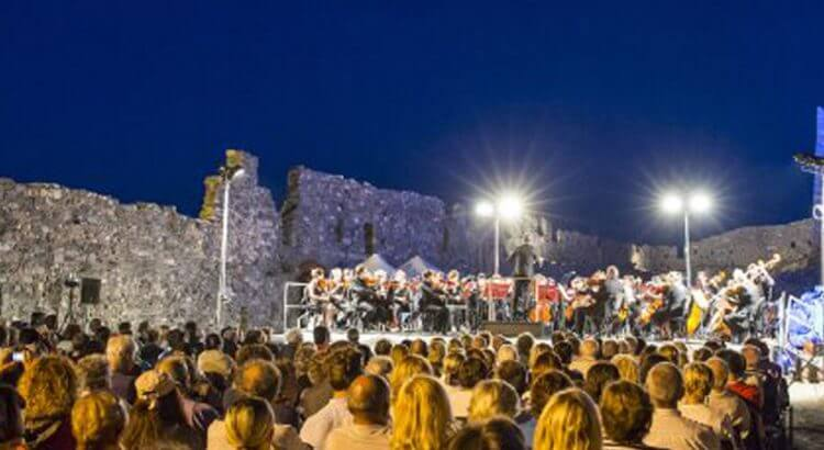 Jazz Music Festival in Portovenere, Liguria