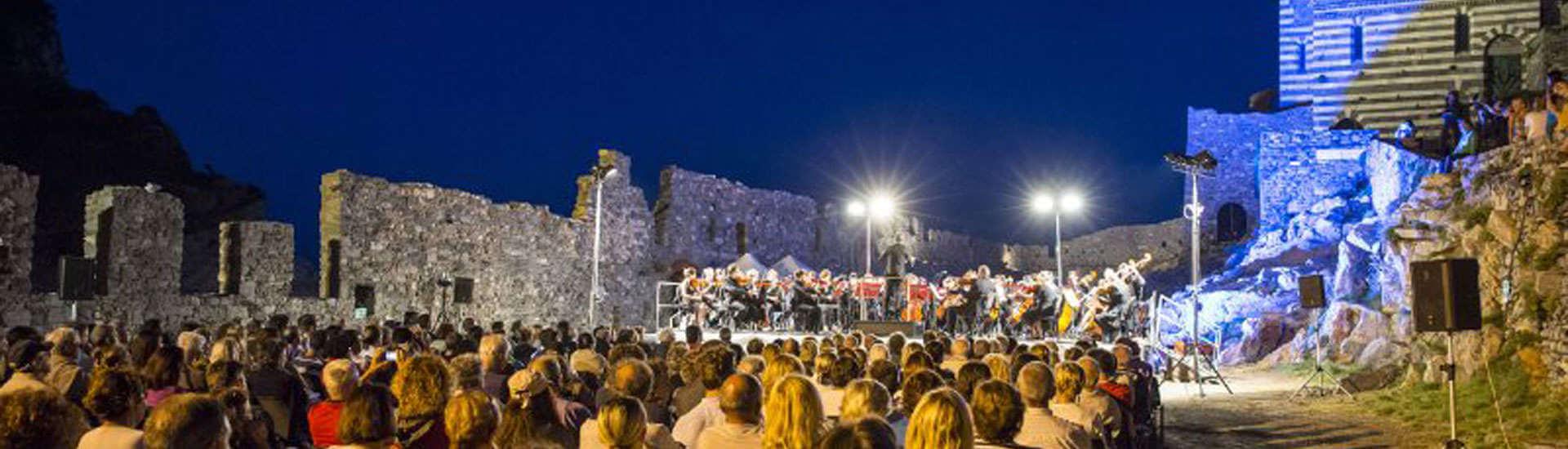 Jazz Music Festival in Portovenere, Liguria