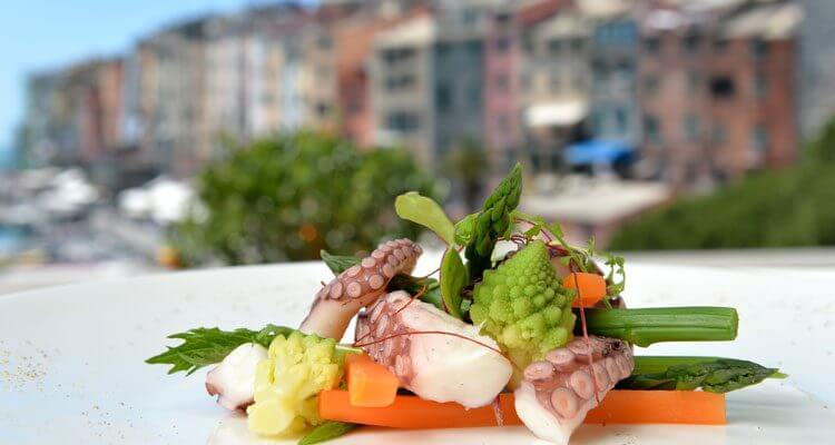 Summer Recipes from Portovenere Liguria