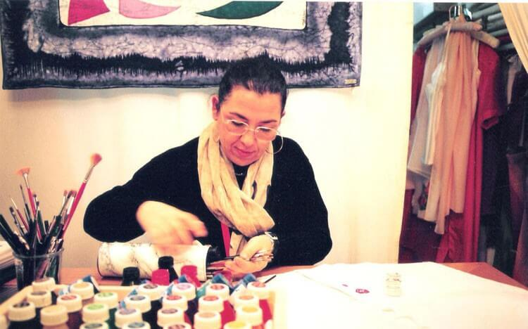 Le Mie Sete shop & art lab in Portovenere - shopping Portovenere
