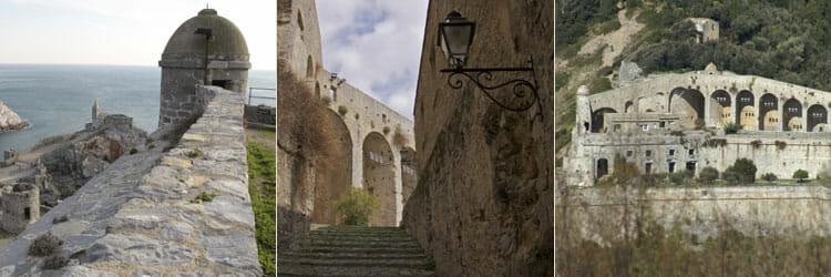 Portovenere Castello Doria