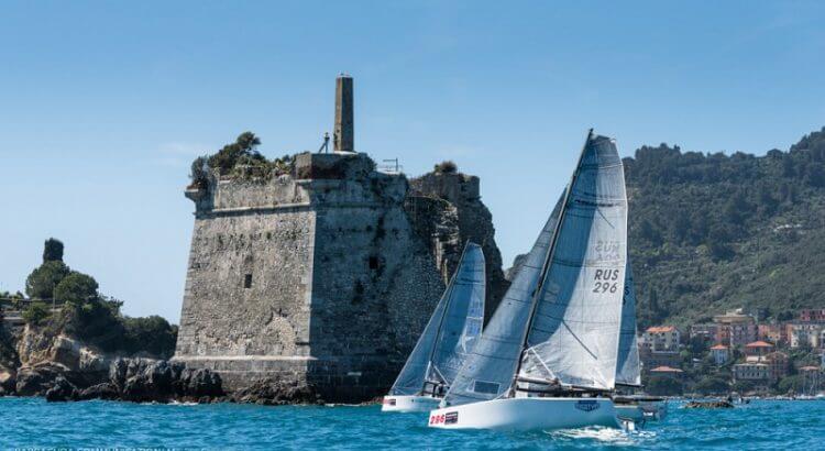 Melges 20 Liguria; Italian Rivieria