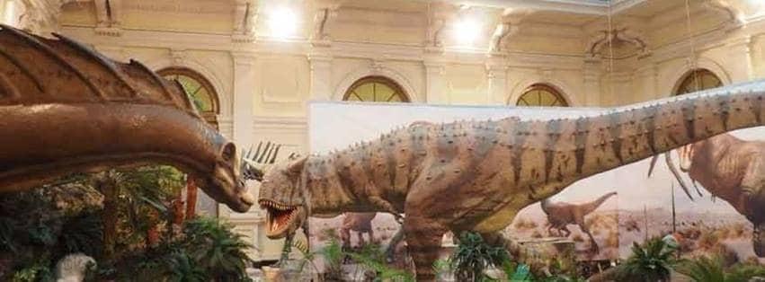 Dinosaur Exhibition in Genoa