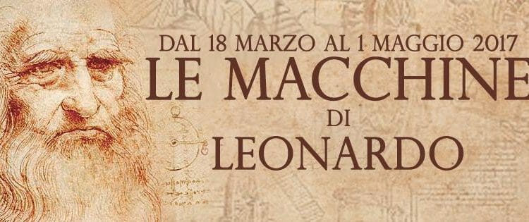 Leonardo da Vinci's Machines in the Gulf of Poets