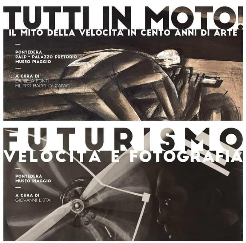 Piaggio Exhibit in Pisa; March 2017