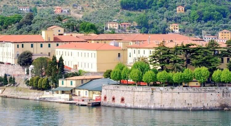 Varignano Fortress, Grazie - Portovenere, Italy