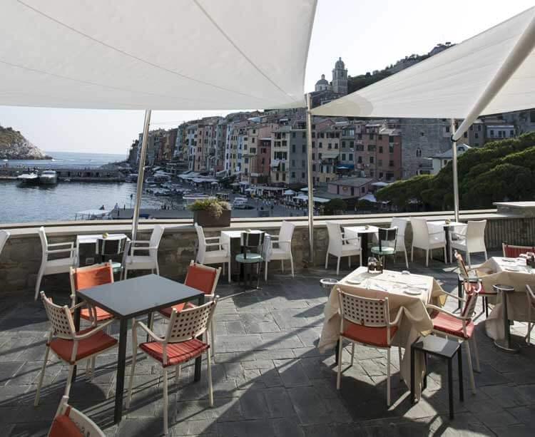Palmaria Restaurant Portovenere Menu