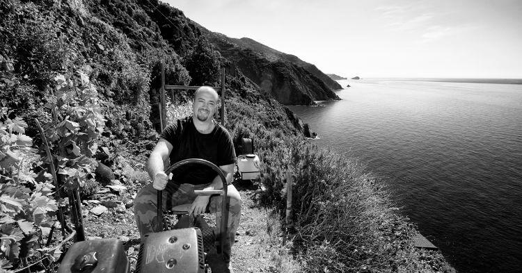 Samuele Heydi Bonanini winemaker cinque terre